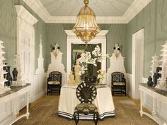 chinoiserie hollywood glamour