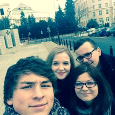 Tour around Poland - this time Core Team visited Warsaw