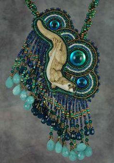 Gallery: Bead Art by Sue Horine