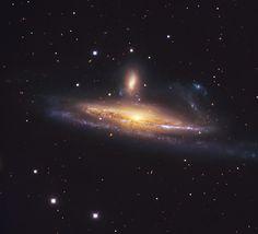 Ballet of Interacting Galaxies - NGC 1531/2 [1920 x 1744] http://ift.tt/2dRGepk