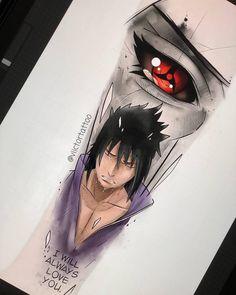 Naruto Vs Sasuke, Anime Naruto, Naruto Shippuden Anime, Naruto Art, Itachi Uchiha, Naruto Sketch, Naruto Drawings, Anime Sketch, Naruto Tattoo