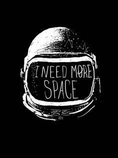 /// i need more space