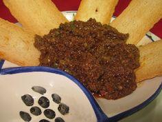 Senderos de Gloria: Paté de aceitunas negras