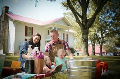Joey & rory & Indy