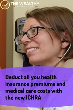 Deduct all your health insurance premiums and medical care costs tax-free. Group Life Insurance, Insurance Business, Health Insurance, Mr Money Mustache, Message Therapy, Corporate Tax Rate, Most Successful Businesses, Financial Success, Financial Planning