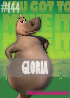 Porno madagascar 3 gloria join