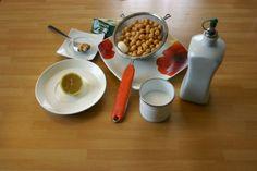 pieces of pics : Recipe: Humus Chickpeas