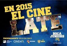 Presentado el teaser de la película oficial de Boca Juniors