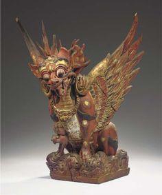 Christie's Large Image National Art Museum, Traditional Sculptures, Vision Art, Indonesian Art, Tibetan Art, Thai Art, Masks Art, Hindu Art, Classical Art