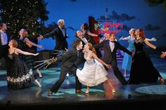 Dance Magazine – Matthew Bourne's Edward Scissorhands. I saw this on stage years ago now. It was spectacular.