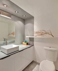furniture dazzling bathroom wall mirrors large with recessed lighting led over rectangular porcelain vessel sink and polished stainless steel faucet on high gloss vanity unit