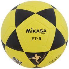 A Bola de Futevôlei Mikasa Fifa FT5 Bky é a bola ideal para suas partidas de f3a360d6be34d