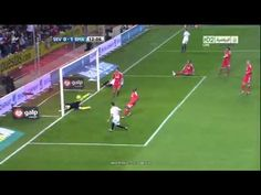 Iker Casillas Amazing Save Against Sevilla HD