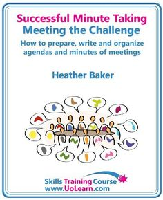 Effective Meetings, Agenda Organization, Business Writing, Skill Training, Speech Language Pathology, Resume Tips, Resume Design, Career Advice, New Job