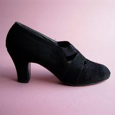 1920s dancing shoes