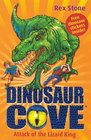 Dinosaur Cove: Attack of the Lizard King Paperback
