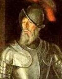 03 - Fue hijo del hidalgo Gonzalo Pizarro Rodríguez de Aguilar, llamado el largo o el romano, importante personaje de la época, de gran influencia, participó en las campañas de Italia, bajo el mando de Gonzalo Fernández de Córdoba.