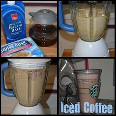 Mocha Frapp Recipe. OMG! lol - Click image to find more Food & Drink Pinterest pins