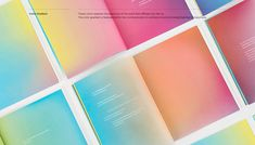 Samsung Fire & Marine Insurance Annual Report Design on Behance