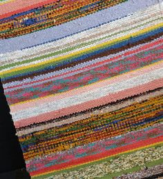Handwoven+rag+rug