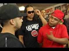 AHAT Rap Battle   JC vs Sic Vic   East Coast vs West Coast (+playlist)