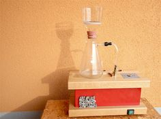 Czech Company Heavy Tamper Developing the Alchimex Vacuum Brewer