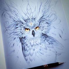 Souls of Nature : Les animaux crayonnés de Jonas Jödicke