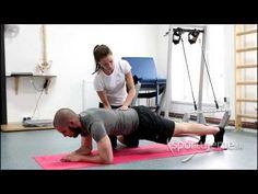 Cviky pod dohľadom fyzioterapeuta 4.časť (Video)