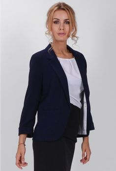 Sacou data Fiorenza Blazer, Jackets, Women, Fashion, Down Jackets, Moda, Women's, Fasion, Blazers