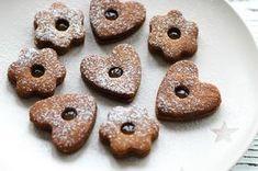 Linecké cukroví ze špaldové mouky - Fitness recepty - Zdravé recepty, vaření, pečení, online kuchařka