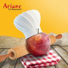 Retrouvez les astuces du chef sur le site de la pomme Ariane pour vous aider à mieux cuisiner les #pommes !