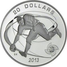 20 Dollar Silber World Baseball Classic - Fielder PP