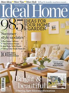Ideal Home - June 2016