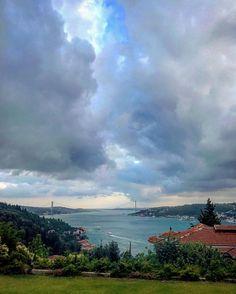 "Gefällt 458 Mal, 3 Kommentare - Vatan Şaşmaz (@vatansasmaz) auf Instagram: ""#bosphorus #istanbul #istanbulpage #istanbullovers #parçalıbulutlu"""