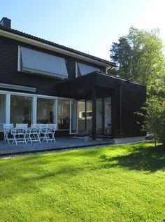 Tilbygg Haslum / Landsbyarkitektene Garage Doors, Windows, Outdoor Decor, House, Home Decor, Future, Houses, Decoration Home, Future Tense