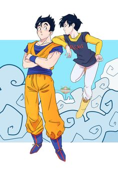 Read 💕Gohanxvidel💕 from the story Imagenes Y Doujinshi De Gochi❤ Y Parejas DBZS? by DianaGCGK (GCGK) with reads. amordragonballzs🐉💘, g. Goku, Videl Dbz, Dragon Ball Z, Manga Art, Anime Art, Ball Drawing, Cute Couple Art, Old Anime, Great Saiyaman