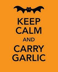 Keep Calm Halloween edition....
