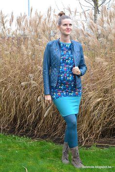Bel'Etoile: Een sweaterjurk voor mezelf