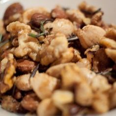 Indian Spiced Nut Mix