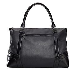 Stay fashion forward with the Buckled in Tote! This large black faux leather large tote bag is a must have to complete your look. Regularly $44.00, shop Avon Fashion online at http://eseagren.avonrepresentative.com