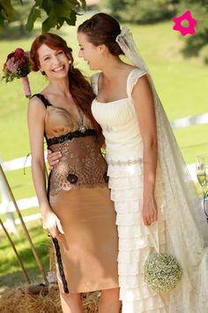 Red Carpet Wedding: Ines Sainz ~ Red Carpet Wedding