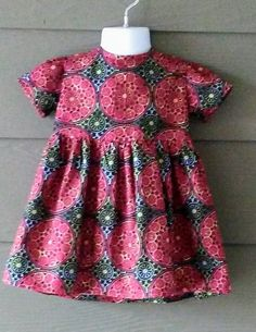Ethnic Print Toddler Dress by Bonniebabyboutique on Etsy