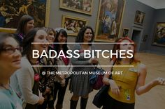 It likely comes as no surprise that women are underrepresented in the art world. However, renegade tour company Museum Hack is hoping to change that. Podcast = 38 min.