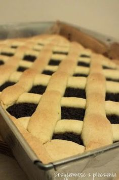 Polish Recipes, Afternoon Tea, Christmas Cookies, Good Food, Food And Drink, Cooking Recipes, Sweets, Bread, Meals