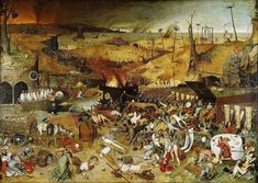 The Triumph of Death is an oil panel painting by Pieter Bruegel the Elder painted c. 1562.[1] It has been in the Museo del Prado in Madrid since 1827.[2]
