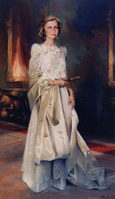 Queen Sofia by Ricardo Sanz