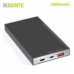 High quality Universal 8800mAh Power Bank External Battery charger for iPhone Samsung Huawei Xiaomi Nokia Mobile etc //Price: $US $35.50 & FREE Shipping //     #ipad