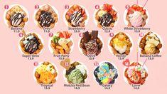 bubbo combo menu Menu, Organic, Menu Board Design