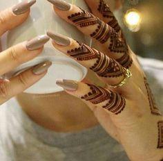 nail color....