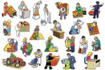 Métiers Les Themes, Teaching, Jobs, Multimedia, Images, Science, Fle, Tooth Fairy, Vocabulary